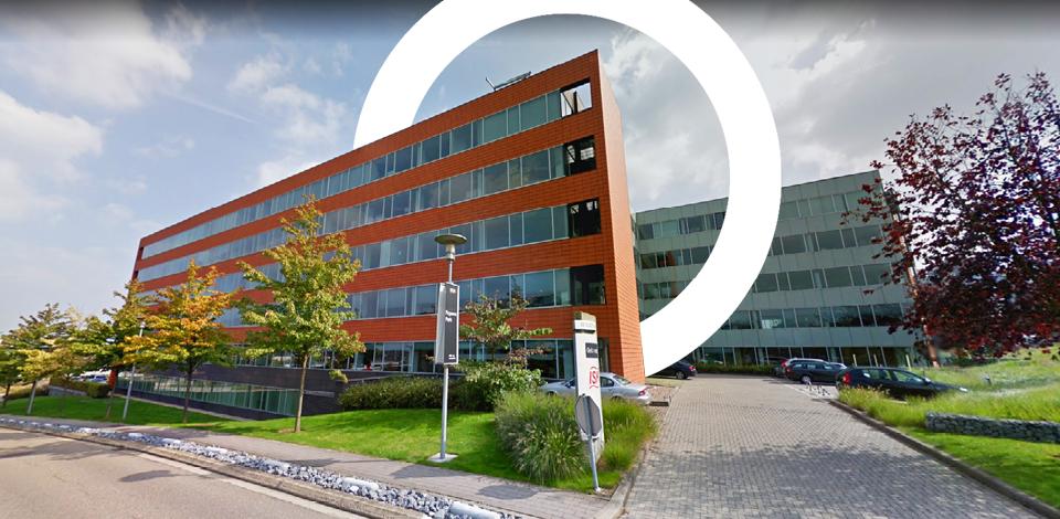Ayming building in Diegem
